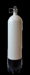 Eurocylinder 12L / 232Bar Stål